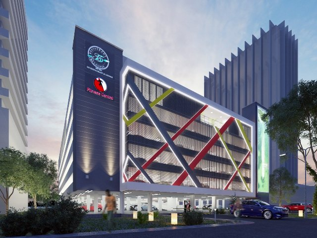 Development: The Campbell Centre (Multi-Storey Car Park and Event Hall), Lagos Island - Lagos