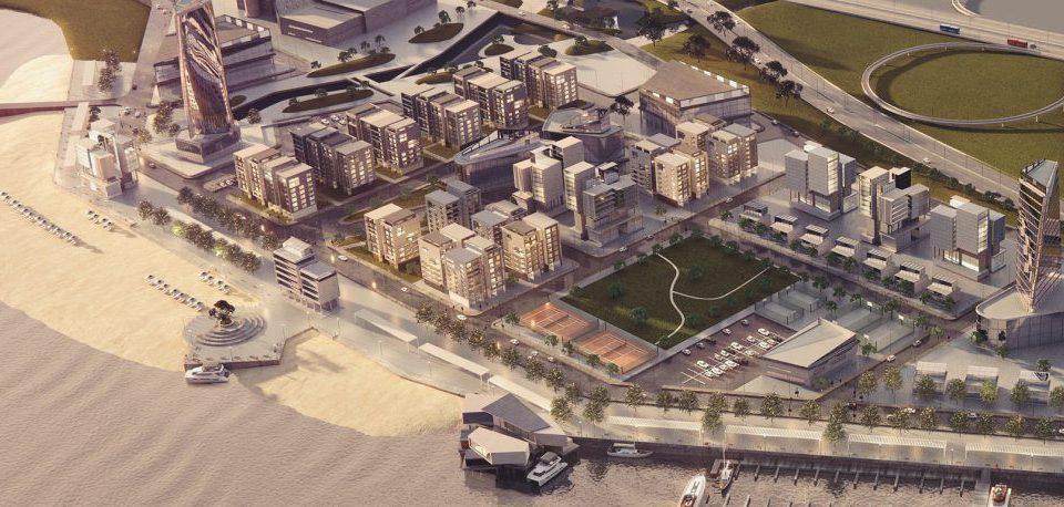 Development- Ilubirin, Lagos Island, Lagos. Image Source- LASG