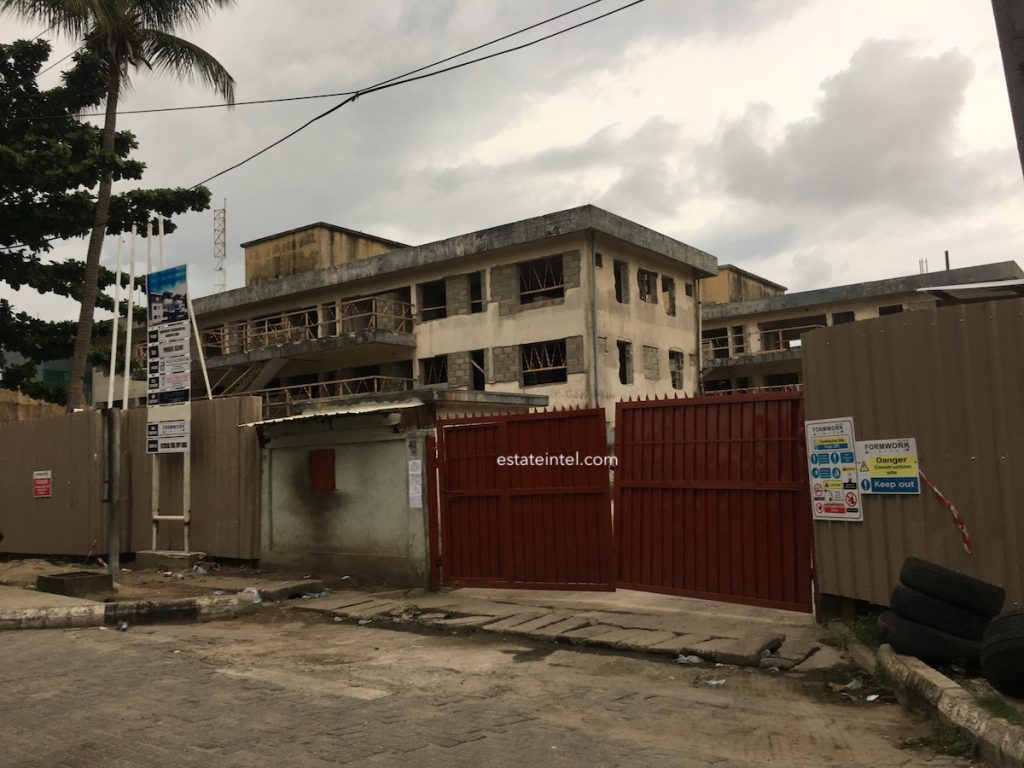Renovation: Residential Development - Bishop Oluwole Street, Victoria Island - Lagos