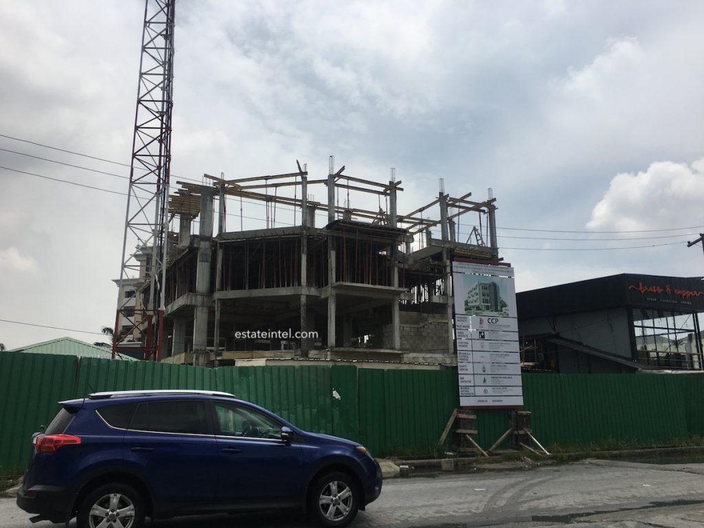 May 2018. Development: Nigeria British Chamber of Commerce Office, Olubunmi Owa Street, Lekki Phase 1 - Lagos