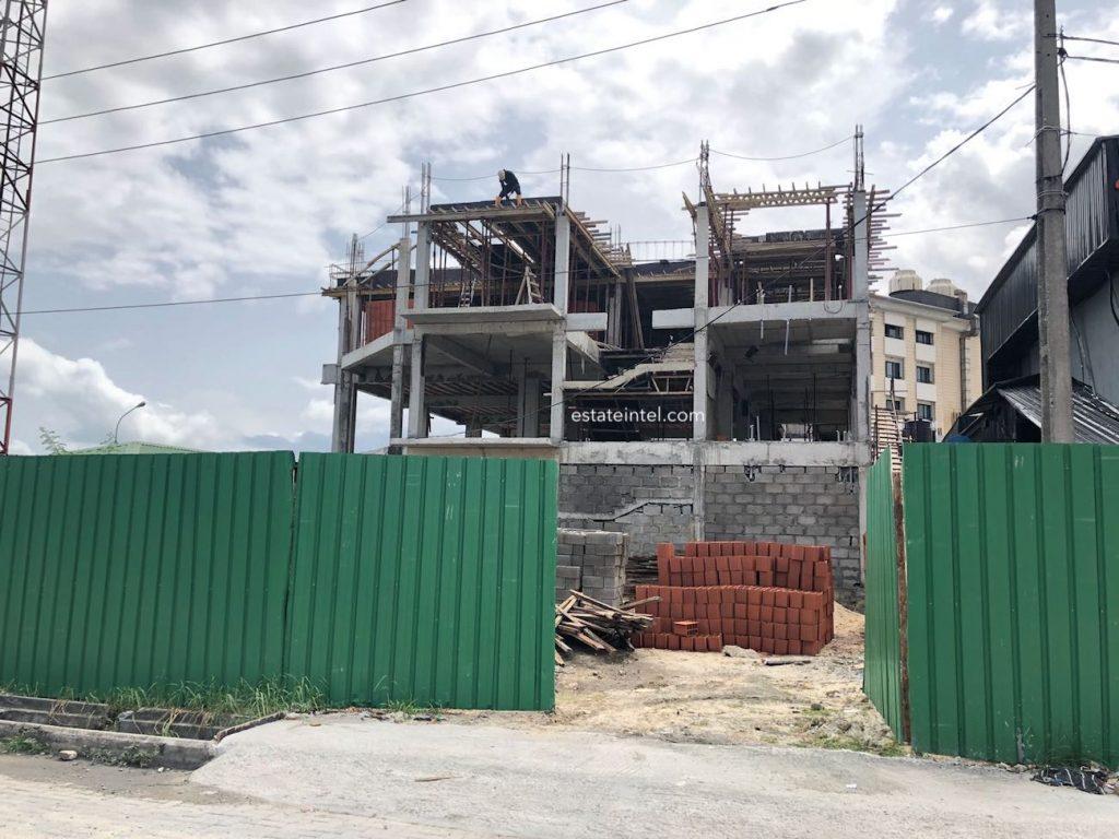 April 2018. Development: Nigeria British Chamber of Commerce Office, Olubunmi Owa Street, Lekki Phase 1 - Lagos