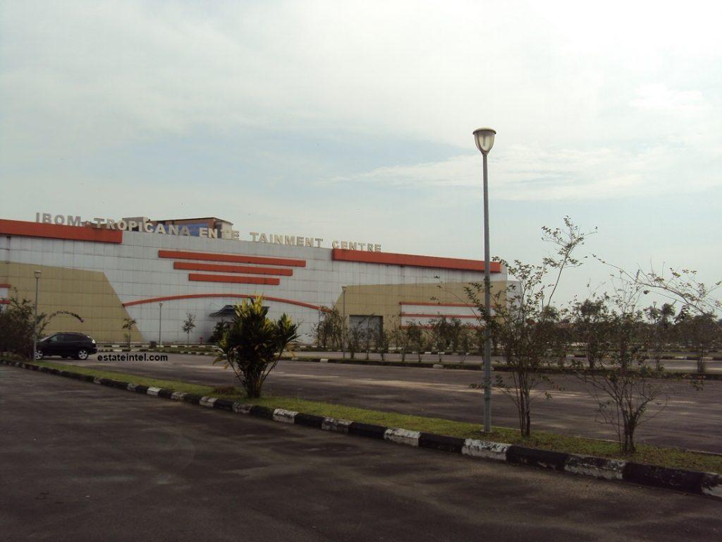 Renovation: Tropicana Mall, Udo Udoma Avenue, Uyo - Akwa Ibom