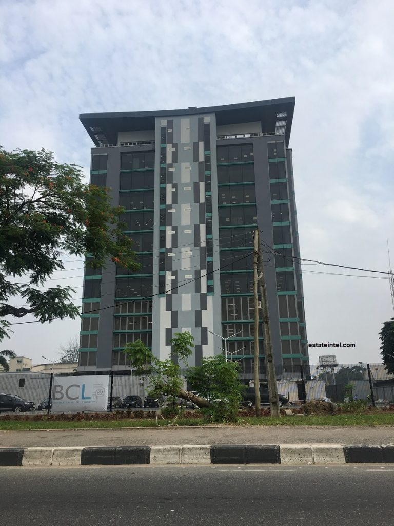 Alliance Place, Alfred Rewane Road, Ikoyi - Lagos. July 2018