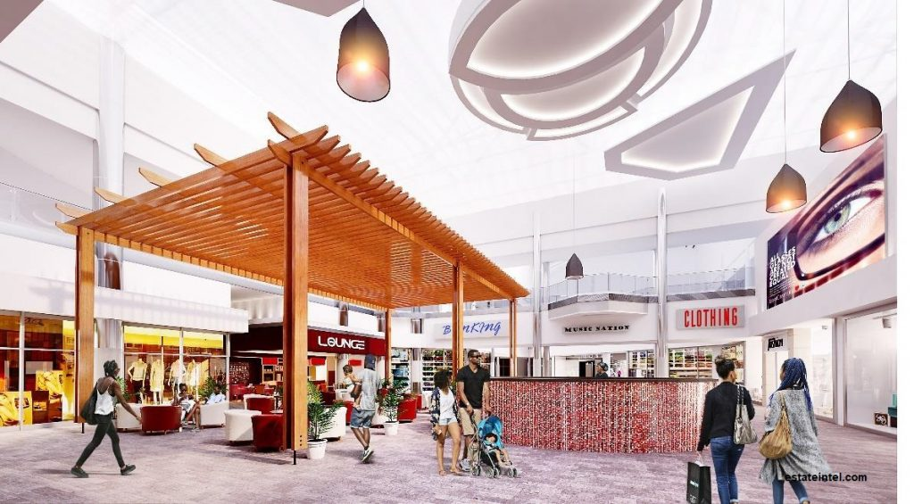 Regeneration: Tropicana Mall, Udo Udoma Avenue, Uyo - Akwa Ibom