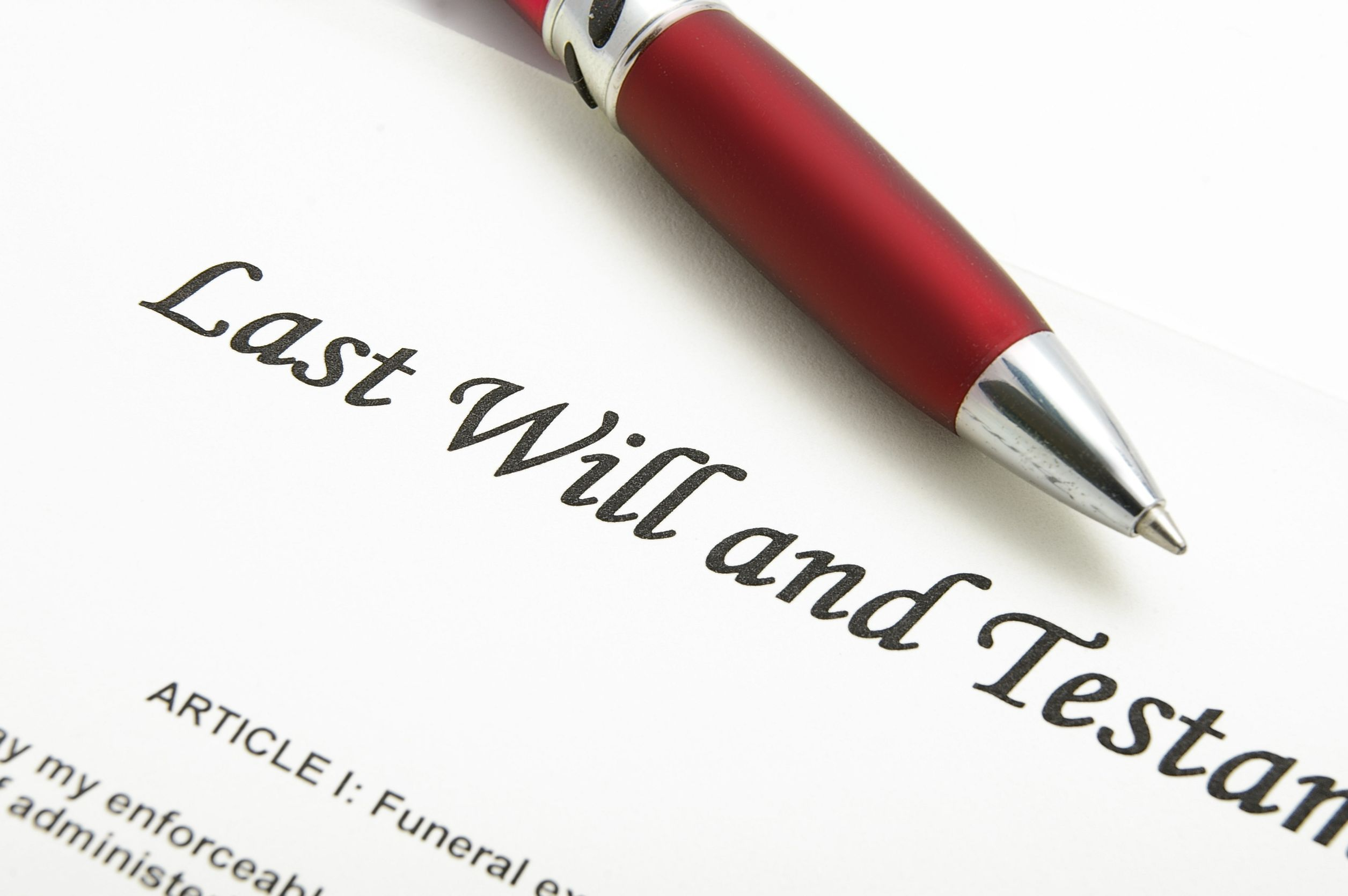 Surprise You Can T Easily Disinherit Your Spouse In The U