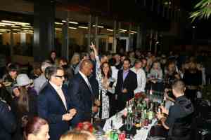Estate Managers Coalition event at The Agency, Los Angeles 2015