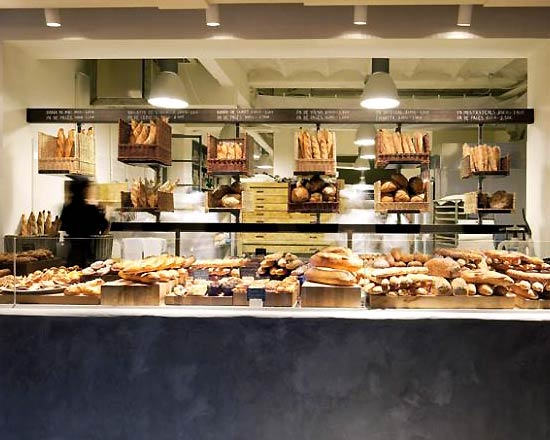 7 Outstanding Bakery Interior Design Ideas