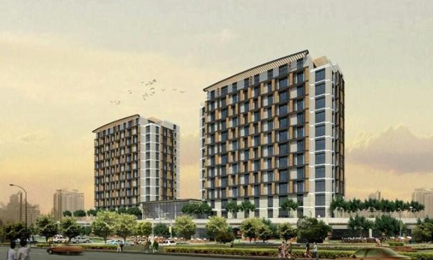 مشروع سكني Double Park Residence