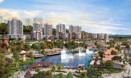 مشروع مجمع حديقة تيما اسطنبول Tema İstanbul