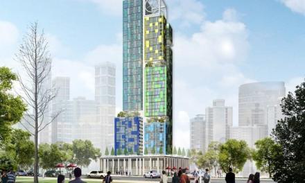 شقق سكنية محلات تجارية Ataşehir Skymark اسطنبول الاسيوية