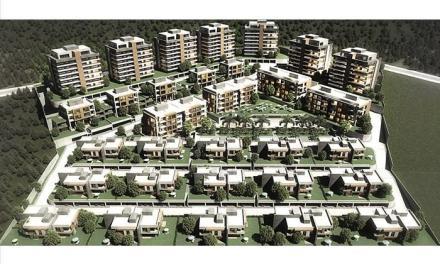 مجمع Bahçeşehir Atmaca السكني