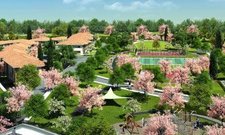 شقق ريفية مشروع Dekar Asmalı Bahçeler