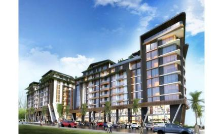 مشروع Marmarams تجاري سكني