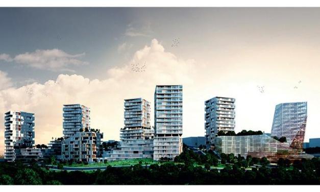 مشروع Nidapark Yenisahra اسطنبول