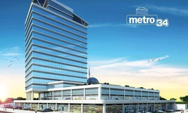 مجمع تجاري و مكاتب Metro 34
