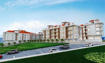 مجمع Güverte Evleri السكني