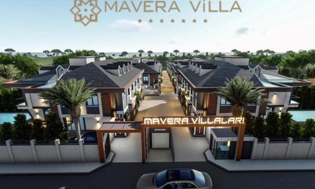 فلل للبيع في Mavera Villa بيليك دوزو