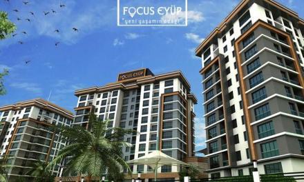 مجمع Focus Eyüp السكنبي