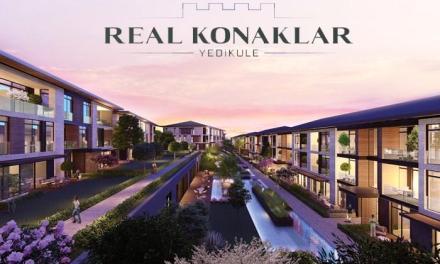 مجمع Real Konaklar Yedikule السكني