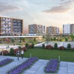 مشروع سيمت بهشة كنت    Semt Bahçekent