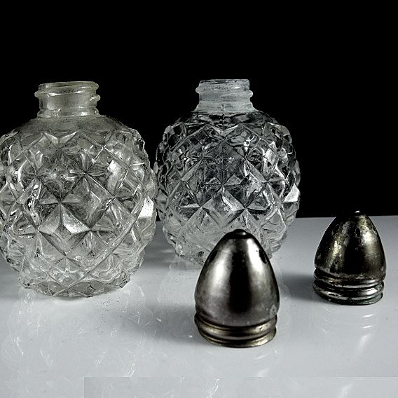 IRice Salt n Pepper Shakers