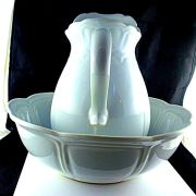 McCoy Pitcher and Wash Basin