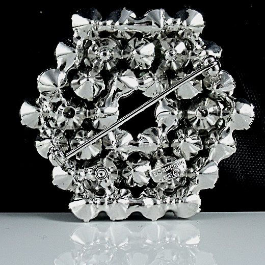 Eisenberg Ice Brooch