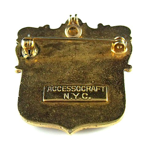 Accessocraft Brooch