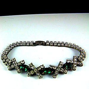 Unsigned Sparkling Bracelet