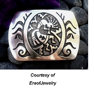 Hopi Vintage Southwestern Jewelry