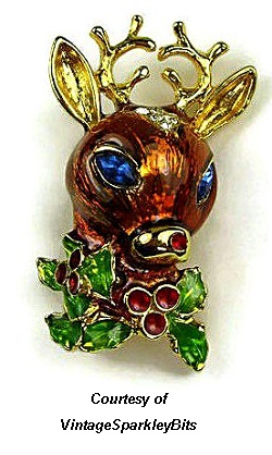Christmas Jewelry Collection Deer