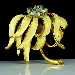 Capri Jewelry Brooch