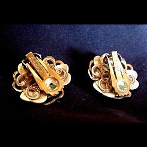 Barclay Clipon Earrings
