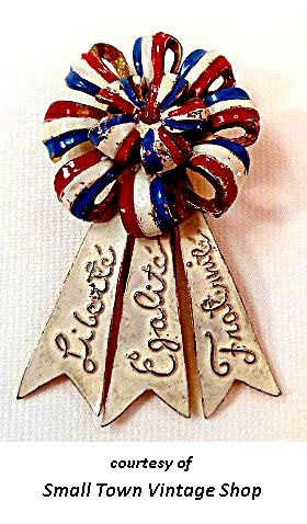 Patriotic Costume Jewelry