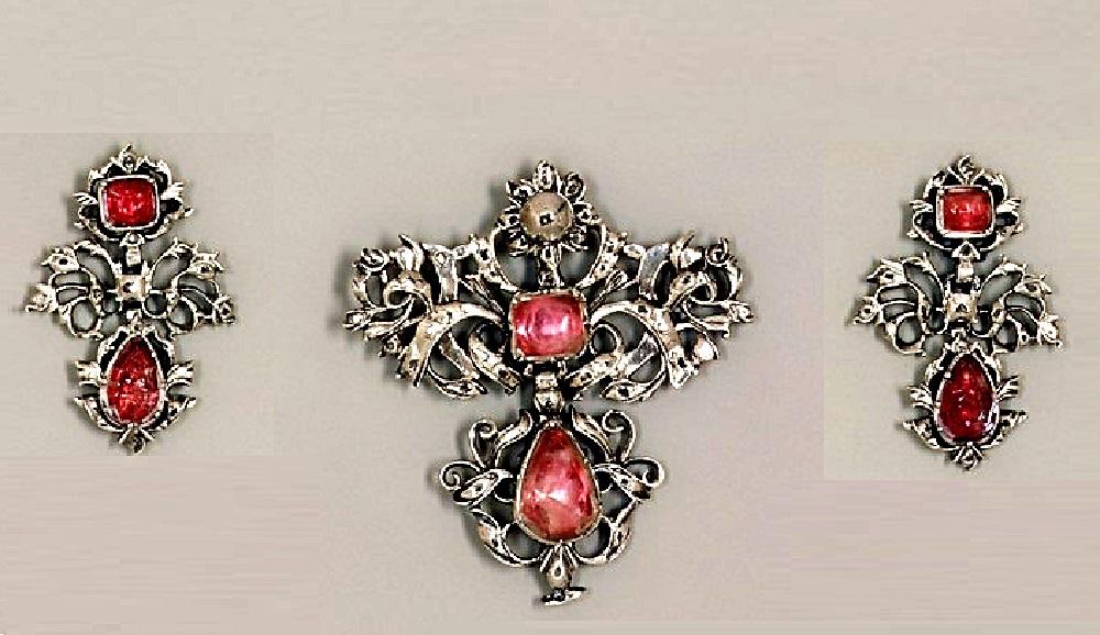 Georgian Era Jewelry