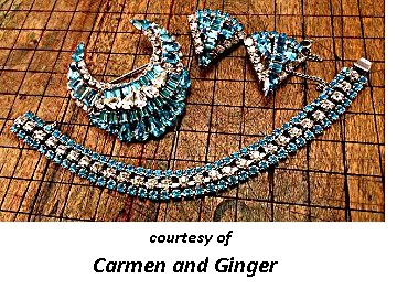 1950s Costume Jewelry by Kramer
