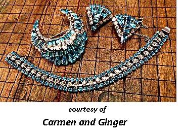 1950s Costume Jewelry by Kramer