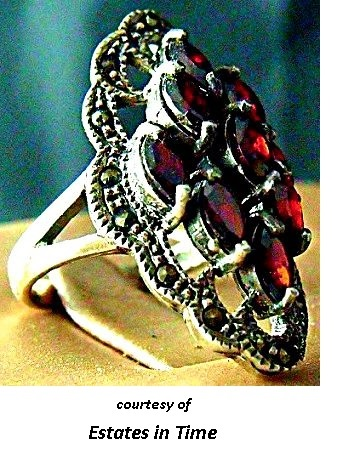 Garnet Ring in Garnet Legends
