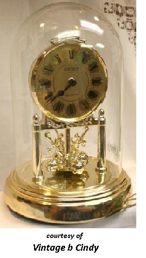 First Wedding Anniversary Anniversary Clock