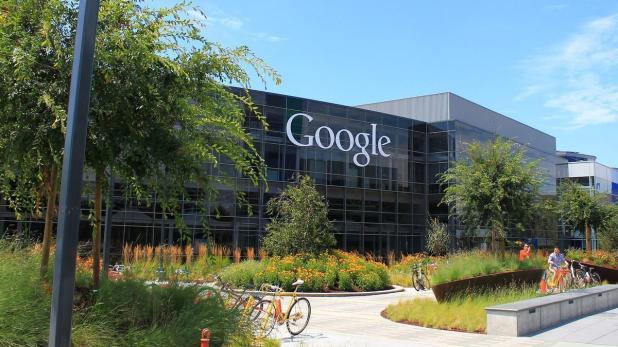 Sede de Google en San Francisco.