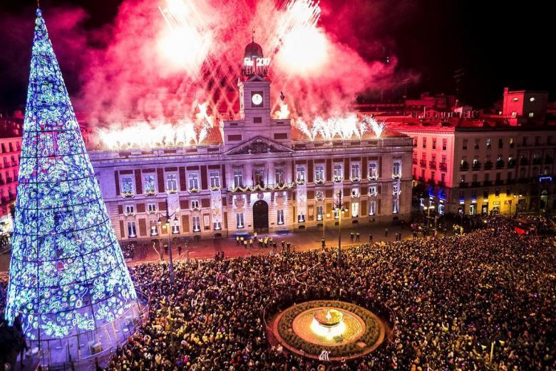 Campanadas 2020: Madrid prohíbe la celebración en la Puerta del Sol
