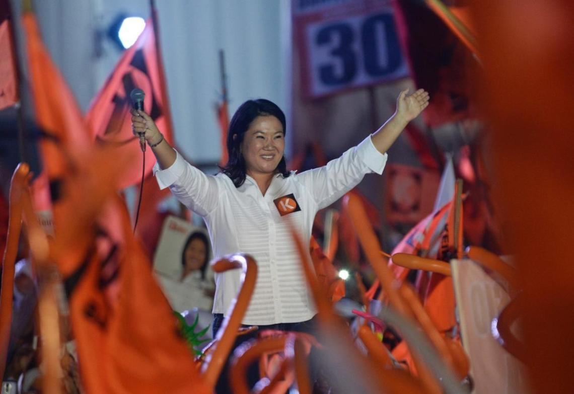 Facebook elimina una red de cuentas falsas vinculadas a Fujimori que manipulaban las elecciones en Perú