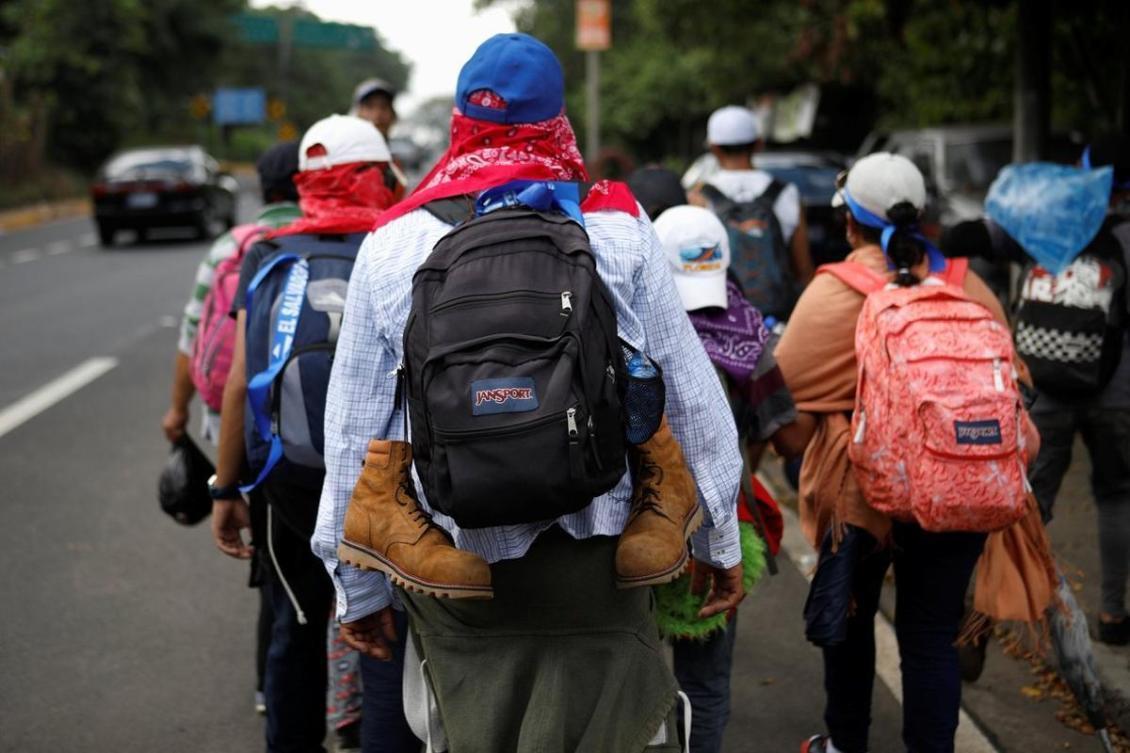 El Salvador pide trato diferenciado a EEUU en tema migratorio