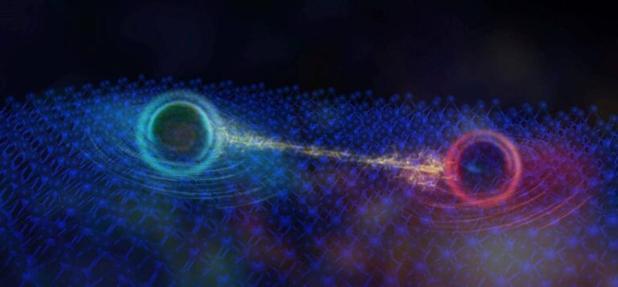 Aparece una nueva partícula cuántica en un nuevo estado de la materia