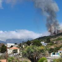 El volcán en La Palma entra en erupción.-Comienzan las evacuaciones en La Palma y los terremotos aumentan de intensidad