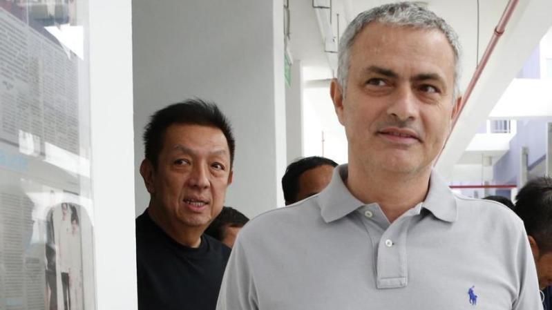 Peter Lim y Mourinho, juntos - Levante-EMV