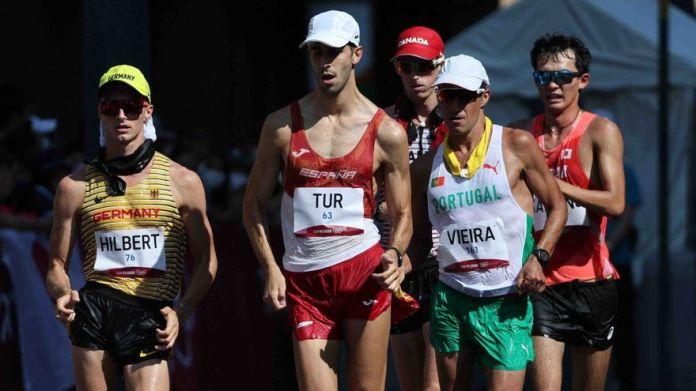 Chuso climbs to Olympus and a colossal Marc Tur yields the bronze