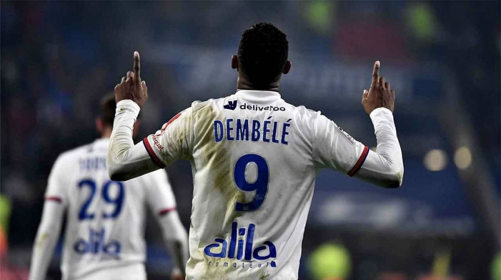 El Barça se adelanta al Manchester en la puja por Moussa Dembelé