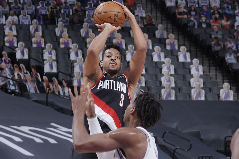 CJ McCollum and the Blazers take advantage of Sacramento's defensive  weakness – Kenyan News