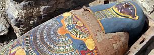 momia egipto policromada